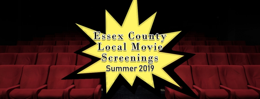 Essex County Summer Movie Screenings
